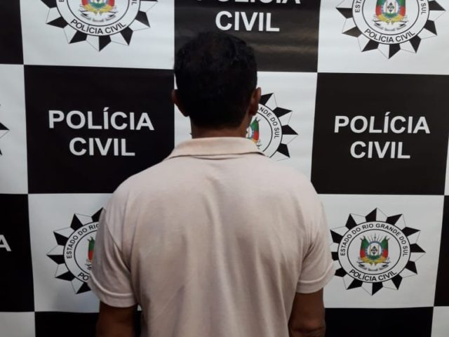 Polícia Civil efetua prisão por débito de alimentos em Soledade