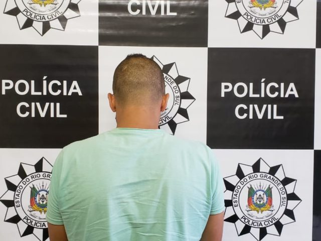 Polícia Civil prende homem por descumprimento de medida protetiva em Soledade